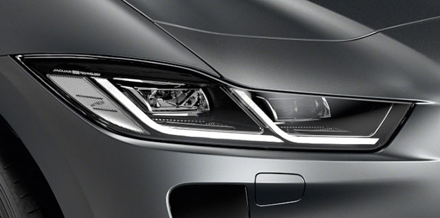 Jaguar I-PACE Matrix Headlight