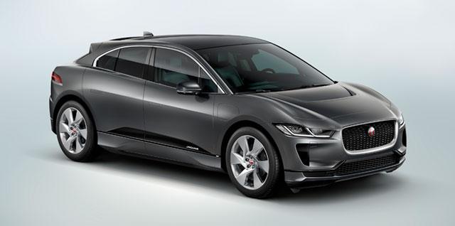 I-PACE All Electric Jaguar Car SE Model