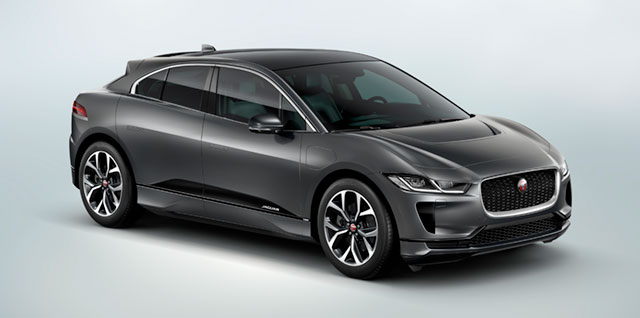 I-PACE All Electric Jaguar Car HSE Model