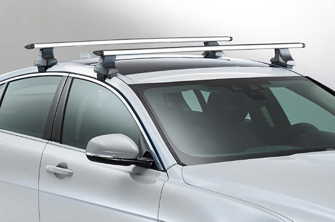 Jaguar's Business Pack: Click and Hang accessory.
