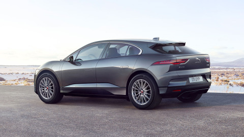 Jaguar I-Pace Rear