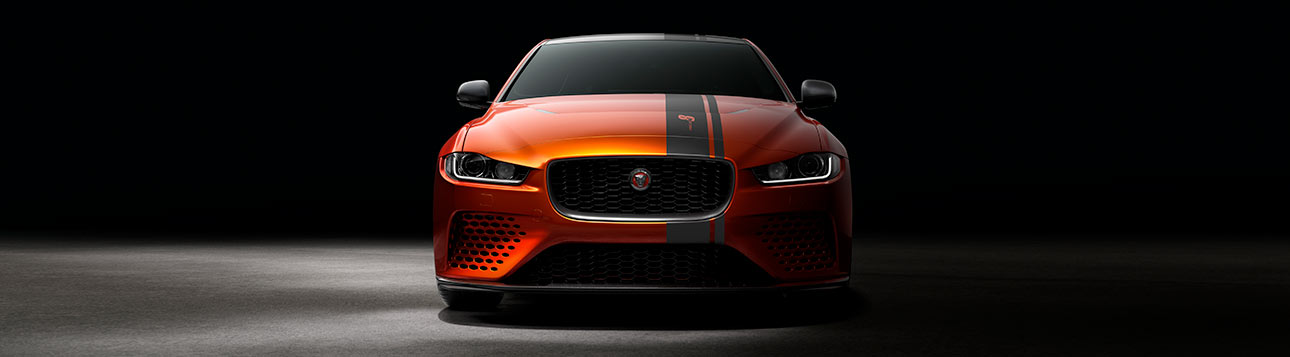 Jaguar SV Project 8.