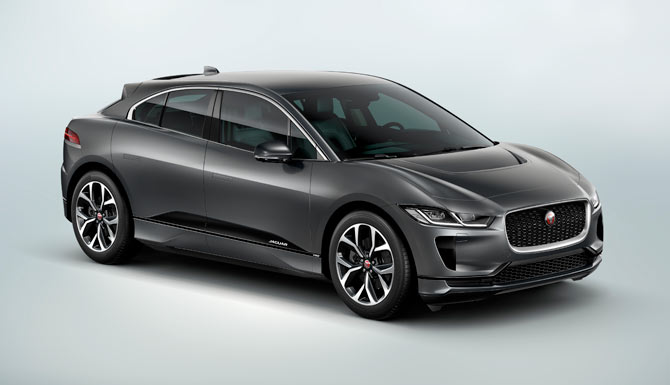 I-Pace HSE.