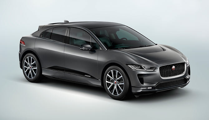 I-Pace First Edition.