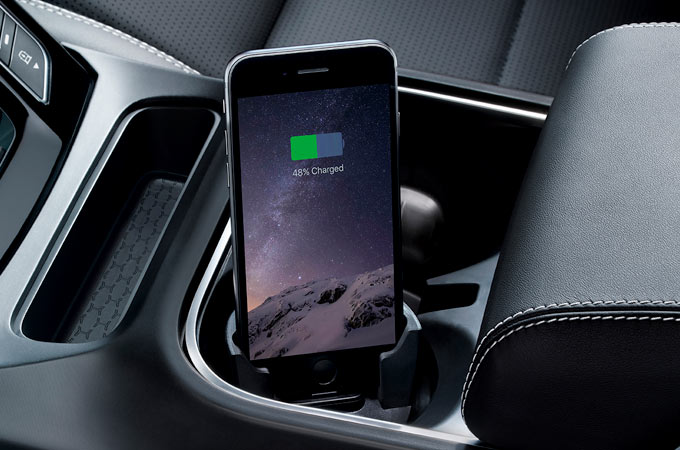 I-Pace IPhone Holder.