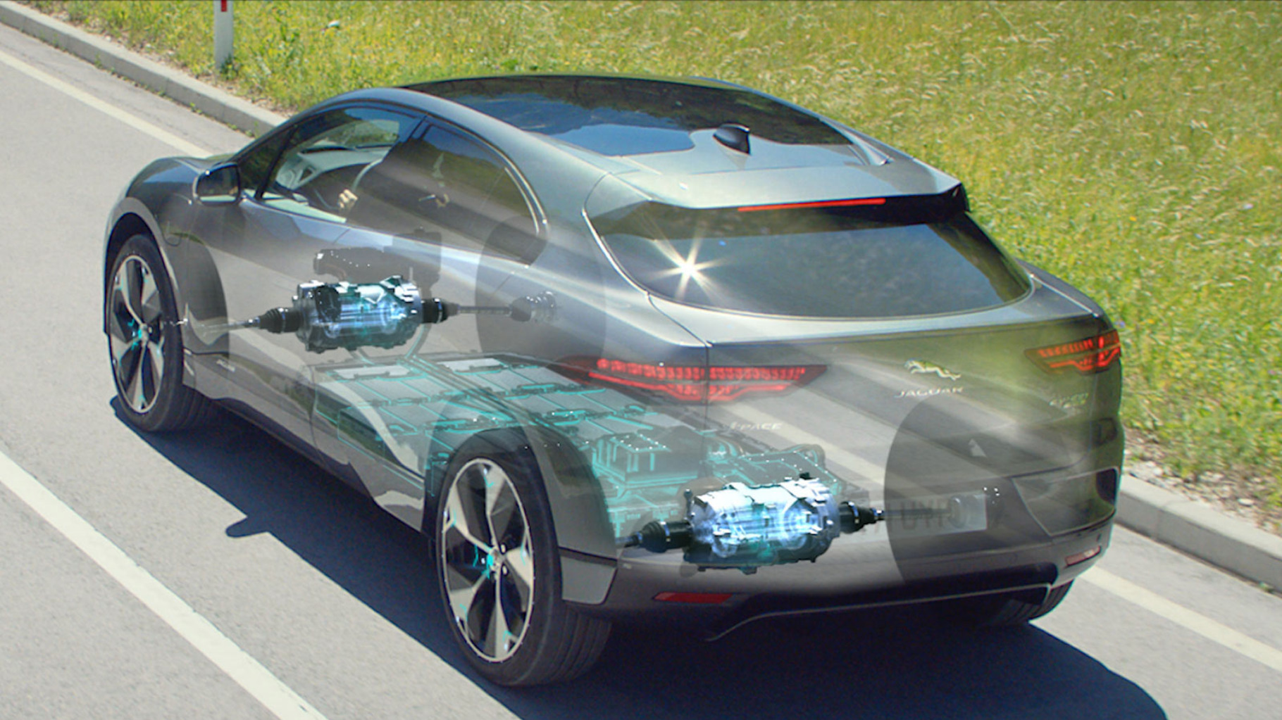 Jaguar I-PACE Enhanced Brake Regeneration