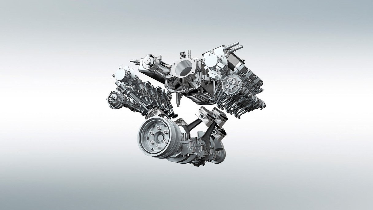 Jaguar XF F-TYPE INSPIRED ENGINES.