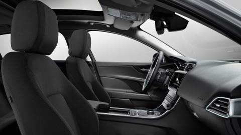 Jaguar XE Interior Design