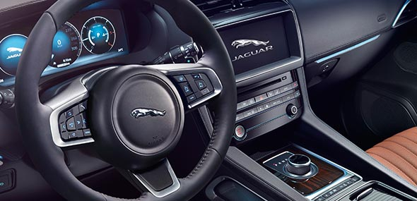 Jaguar F-PACE Electric Power Assisted Steering