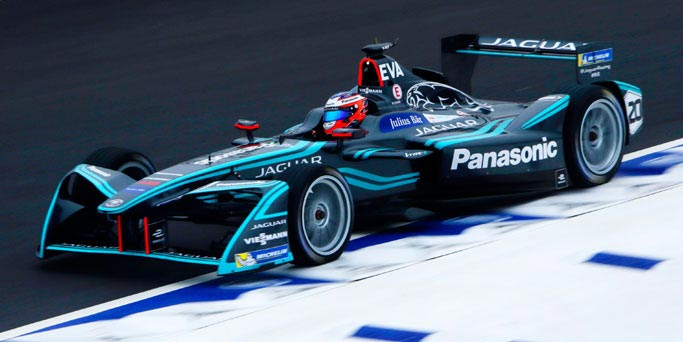 Jaguar Formula E Racing