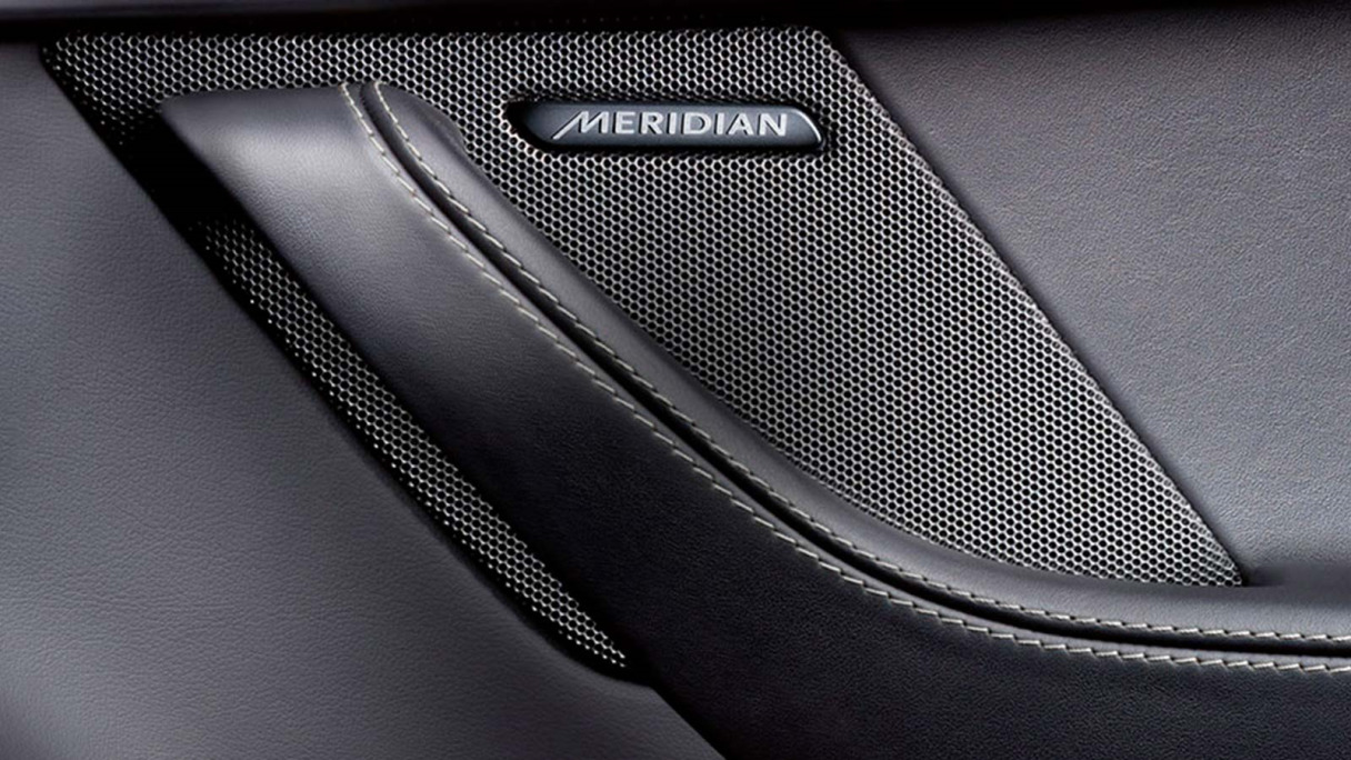 Meridian<sup>TM</sup> In-Door Speaker.