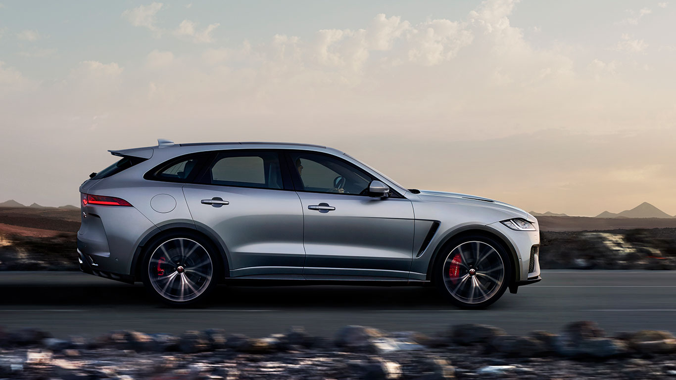 jaguar f pace vehicle overview luxury suv. Black Bedroom Furniture Sets. Home Design Ideas