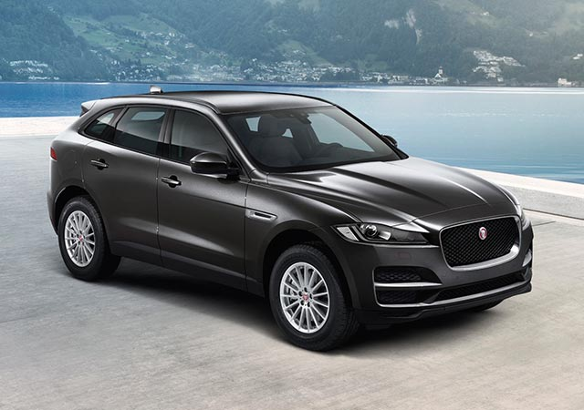 jaguar f pace performance suv f pace pure. Black Bedroom Furniture Sets. Home Design Ideas