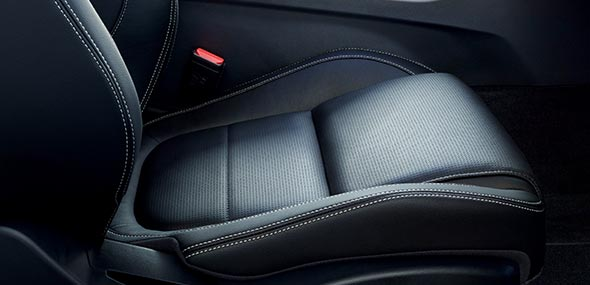 Jaguar XE Landmark Sports Seats