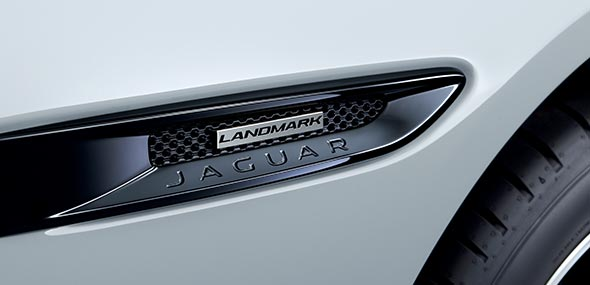 XE Landmark Unique Badging