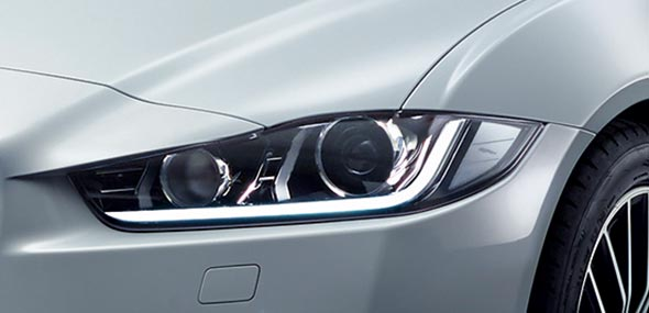 Jaguar XE Xenon Headlights