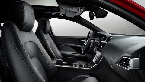 Jaguar XE S Model Interior Design