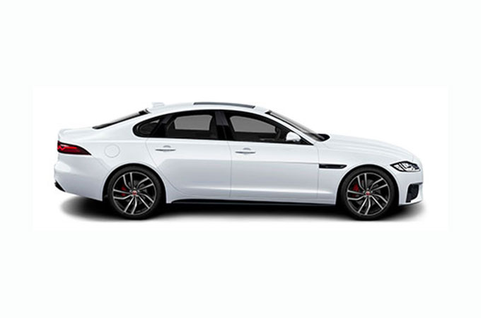 Jaguar XF | Build Your Own Luxury Sports Saloon