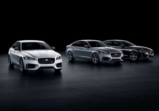 Jaguar XF 300 sport exterior - Outstanding quality and craftsmanship together with contemporary British design.