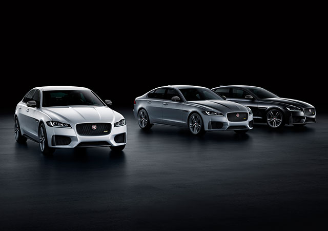 Jaguar's XF 300 SPORT - Create a XF 300 SPORT saloon that perfectly fits your lifestyle, driving style and personal taste.
