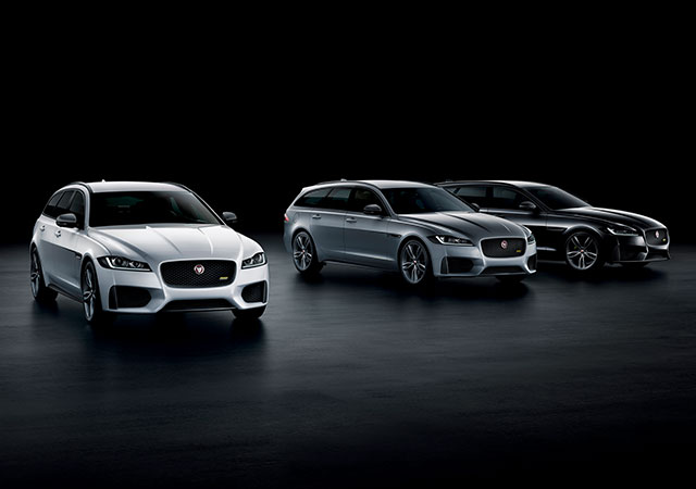 Jaguar's XF 300 SPORT - Create a XF 300 SPORT sportbrake that perfectly fits your lifestyle, driving style and personal taste.