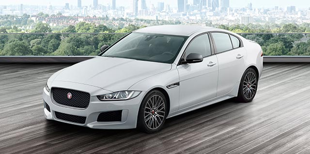 Jaguar XE Landmark Edition