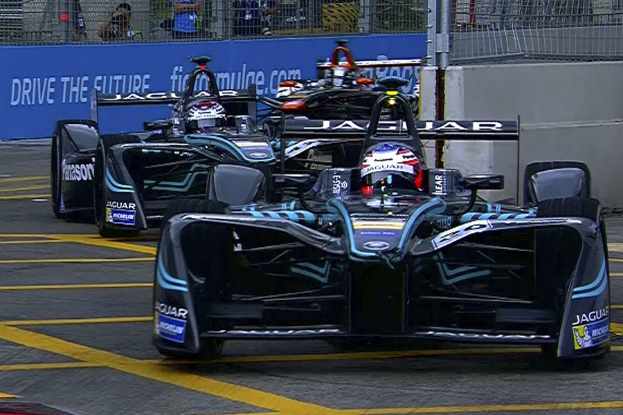 Jaguar Racing Article Video