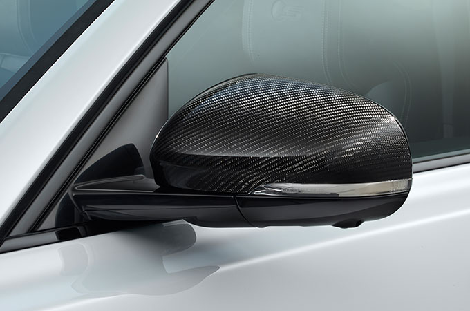 Carbon Fibre Pack Accessories.