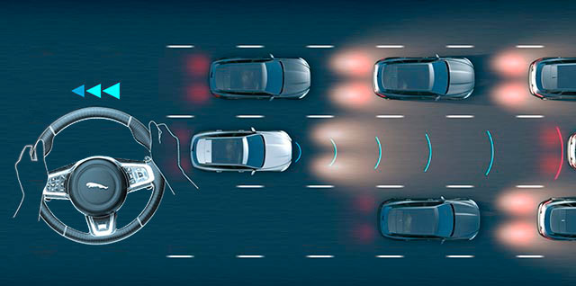 Adaptive Cruise Control With Steering Assist