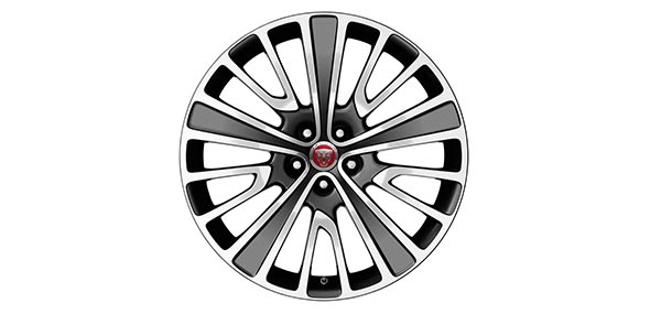 XJ Maroa Wheel