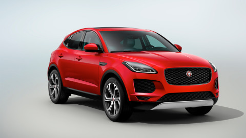 Jaguar E-PACE First Edition Exterior