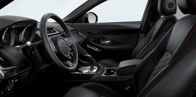 Jaguar E-PACE First Editon Heated Memory Front Seats