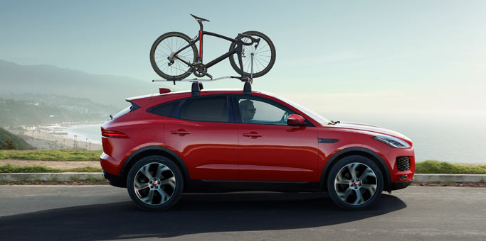 Jaguar E-PACE Accessories