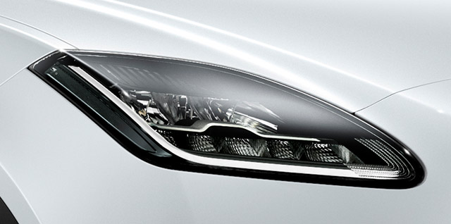 Jaguar E-PACE Headlights