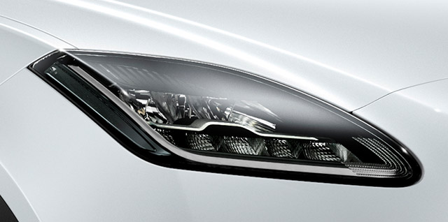 Jaguar E-PACE Headlight