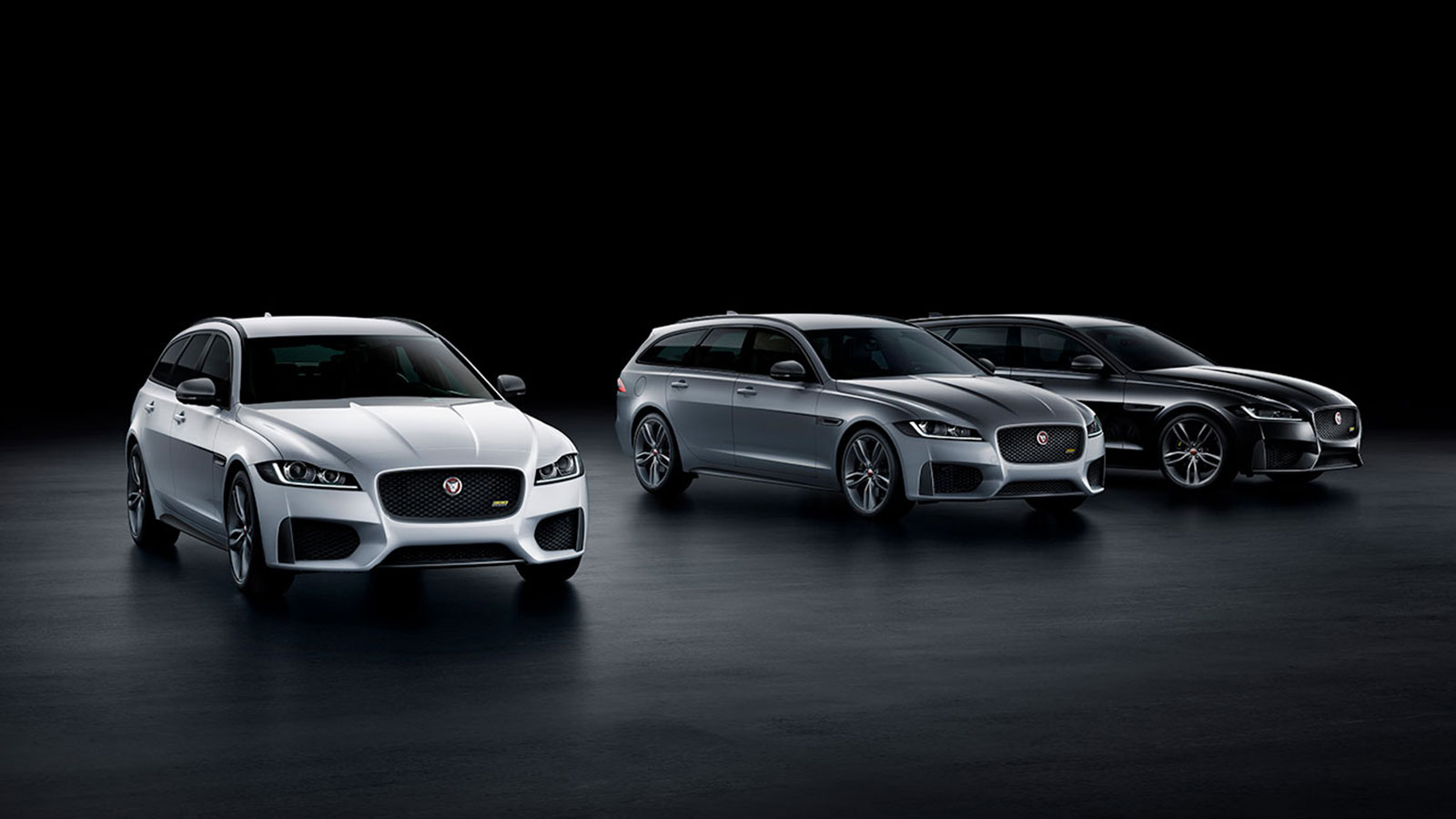 Jaguar XF, Sportbrake and 300 sport.