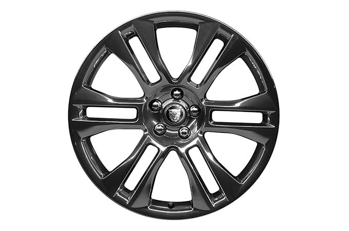 A Jaguar Alloy Wheel