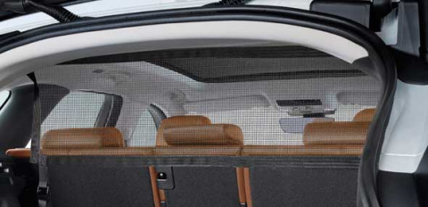 Jaguar F-PACE LOADSPACE PARTITION NET