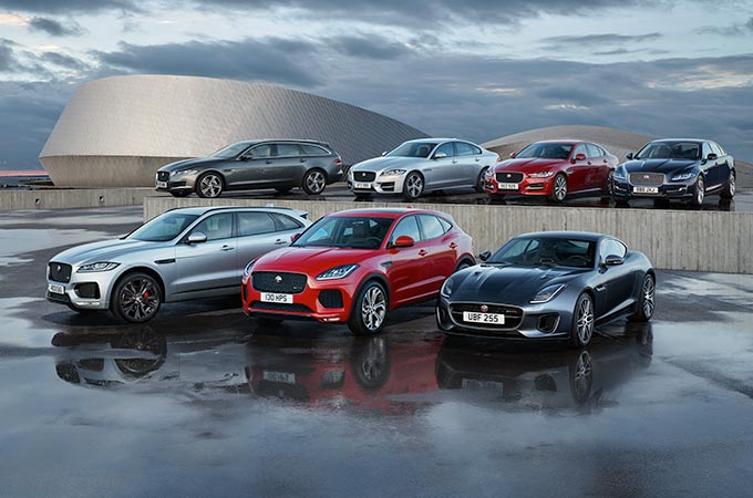 Discover how Jaguar is made for you.