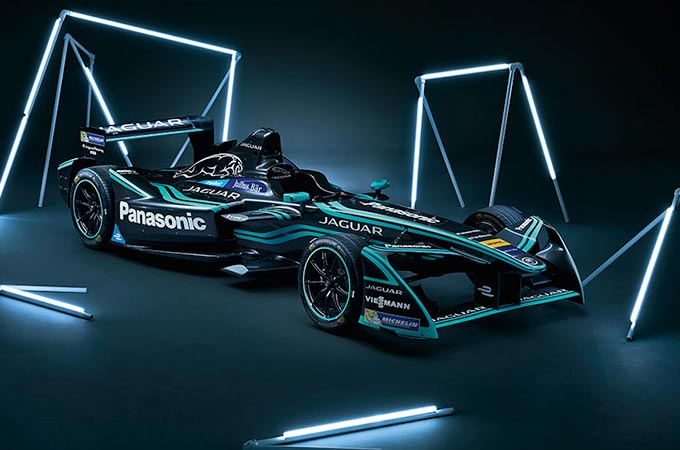 Jaguar's have always been synonymous with racing.