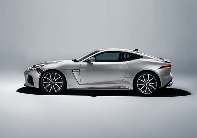 F-TYPE SVR Graphic Design