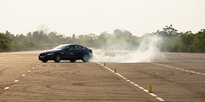 Jaguar - The Art of Performance Tour at Chennai