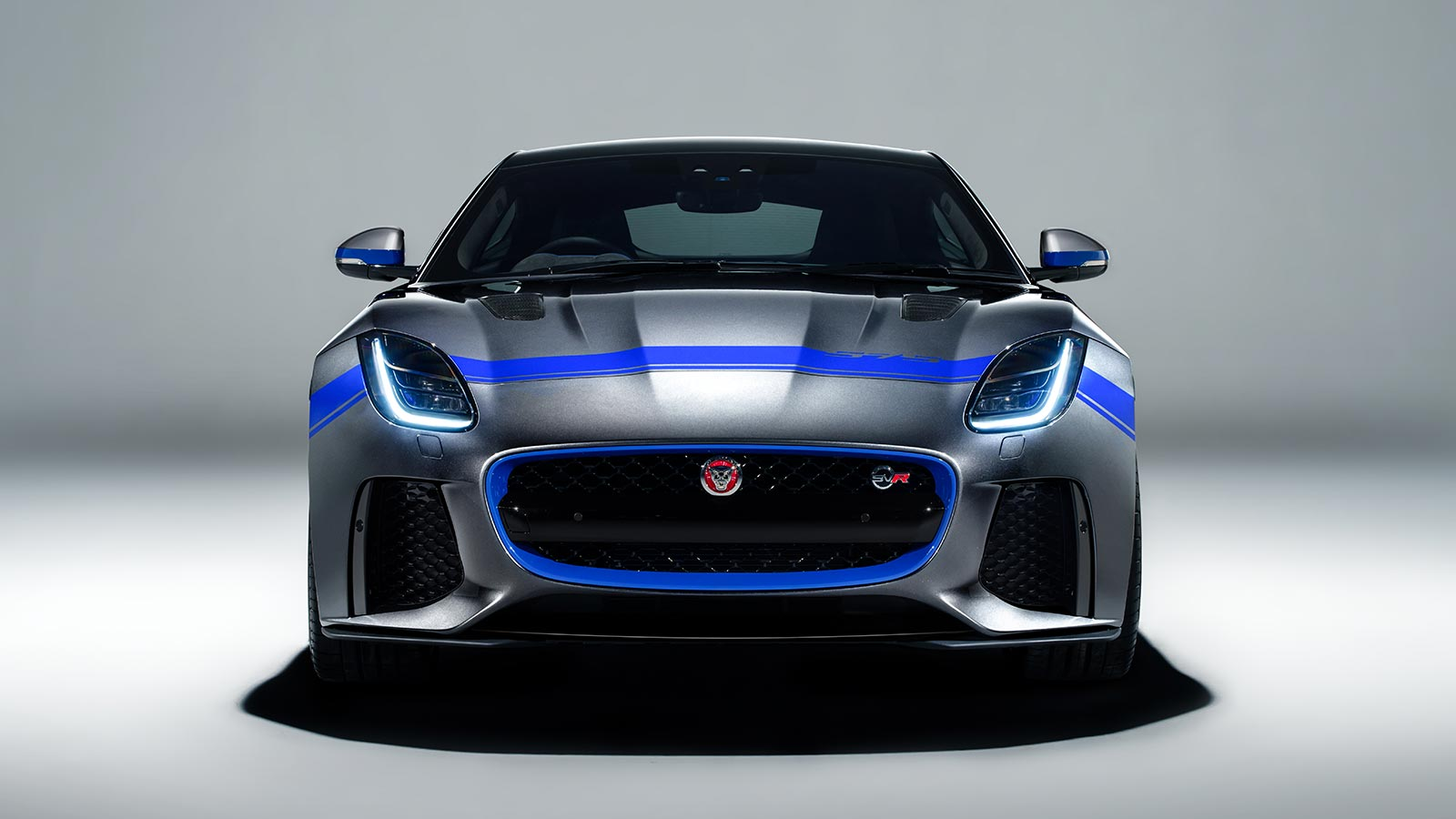 Jaguar F-TYPE Graphic Design