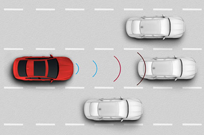 Adaptive Cruise Control Feature