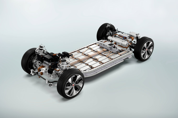 Jaguar - Innovation in Electric Vehicles