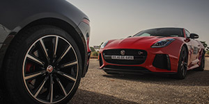 Jaguar - The Art of Performance Tour at Jaipur