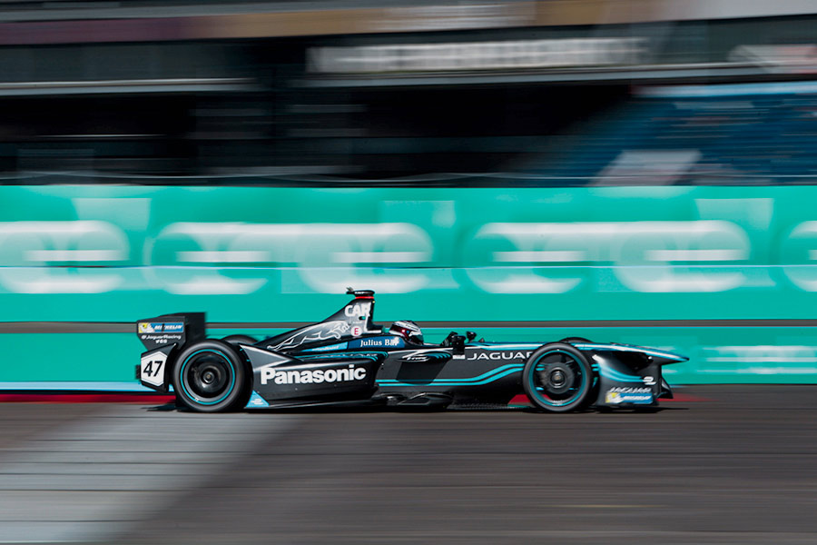 Jaguar Racing Berlin.