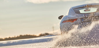 Jaguar Driving Experiences.