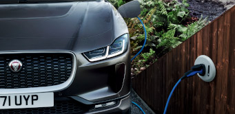 Jaguar Electrification.