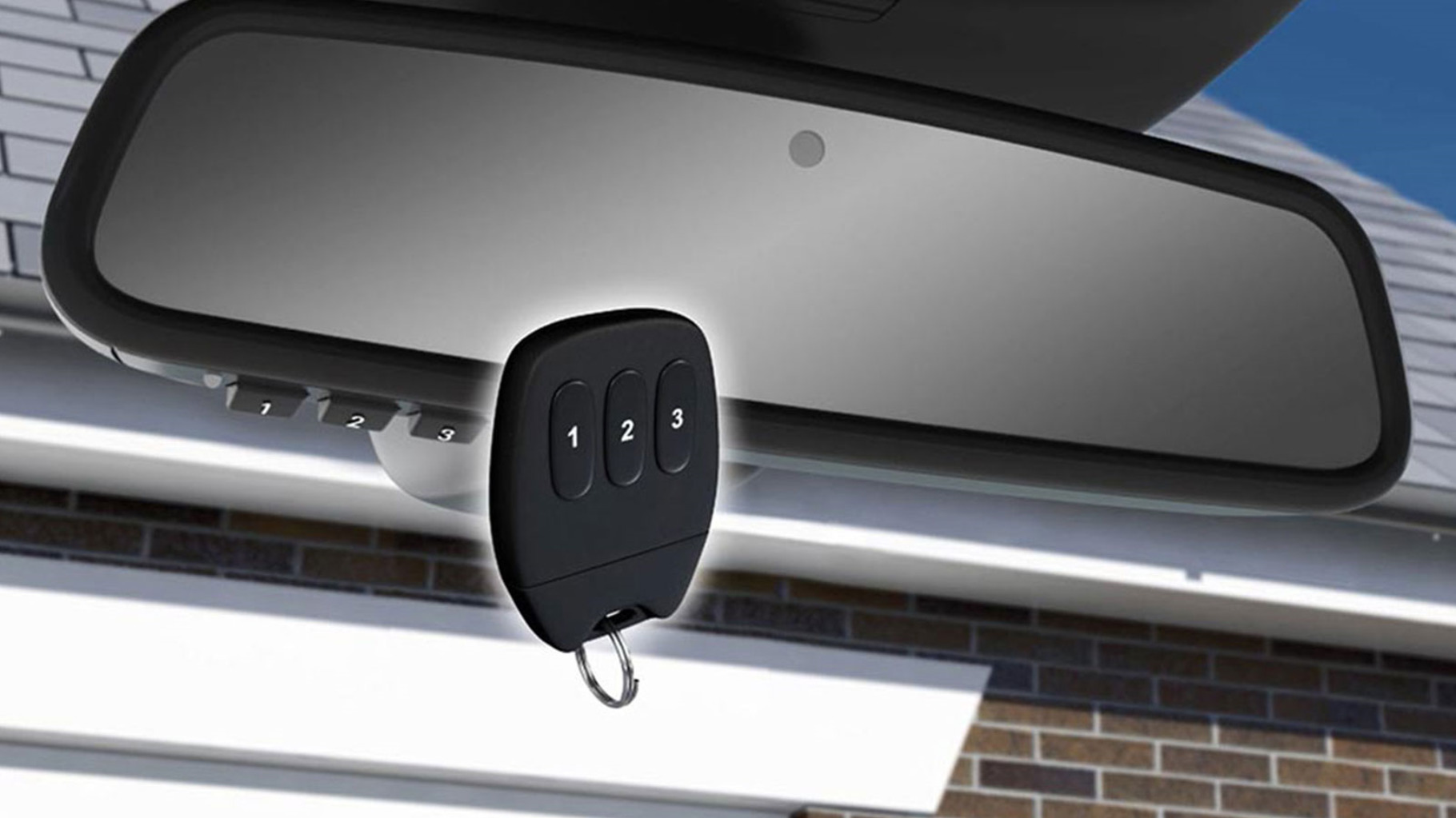 Garage Door Opener (Homelink)